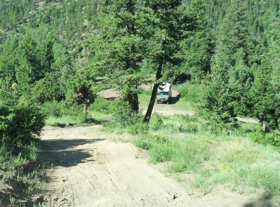 Winger Ridge Campsite