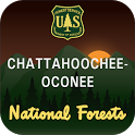 Icon for the Chattahoochee-Oconee National Forests Mobile App