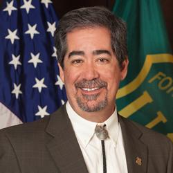 Cal Joyner, Regional Forester