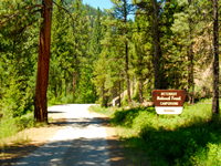 Image of Rombo Campground.