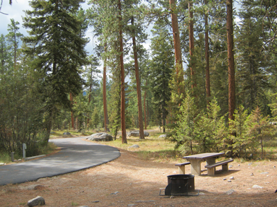 Image of Lower Como Campground