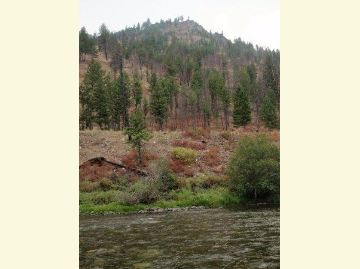 Middle Fork Salmon River August 2013