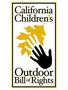 California Children's Outdoor Bill of Rights.