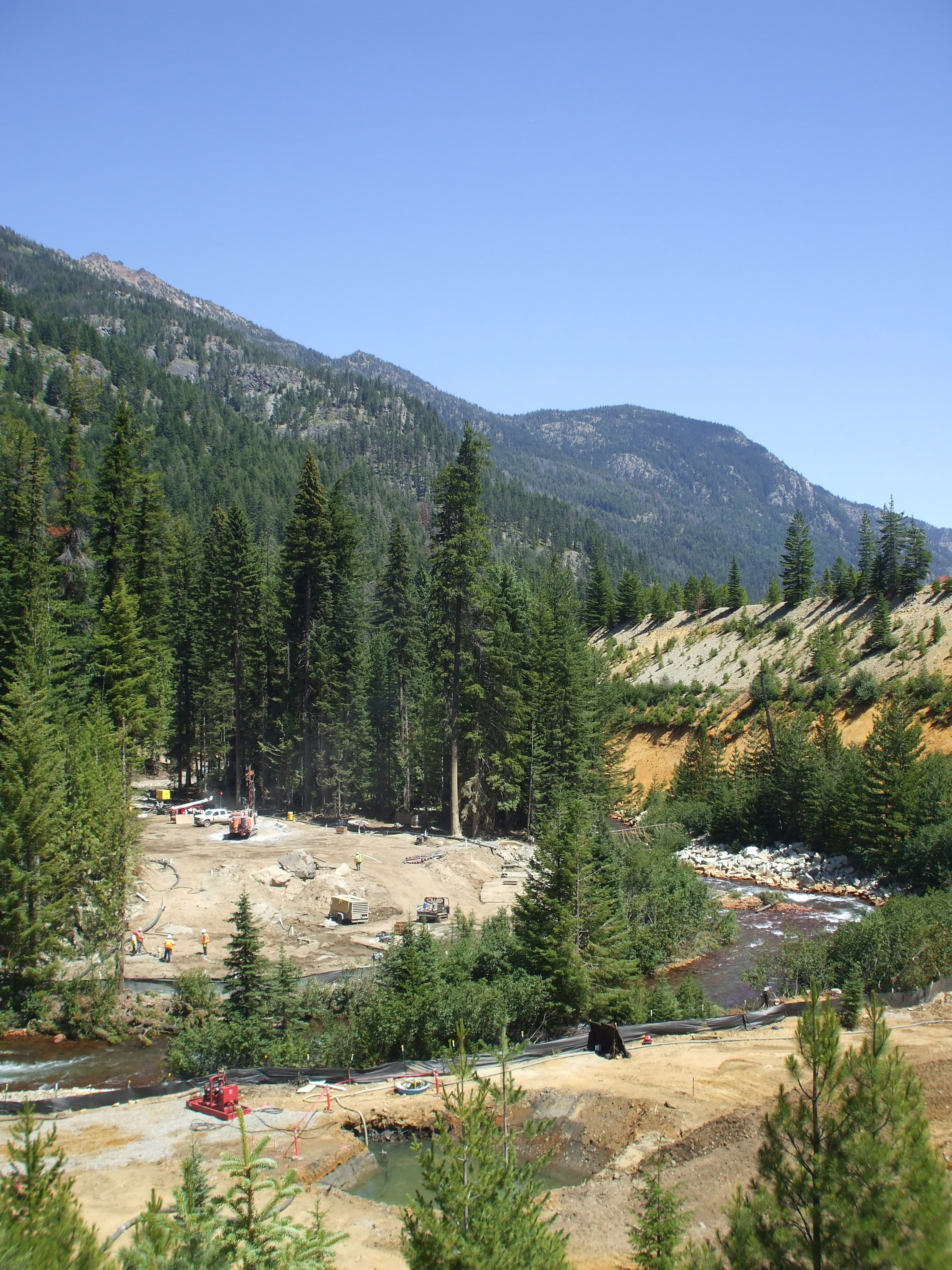 Okanogan-Wenatchee National Forest - Projects