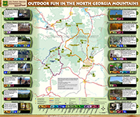 Outdoor Fun Rec Marketing Map Thumbnail