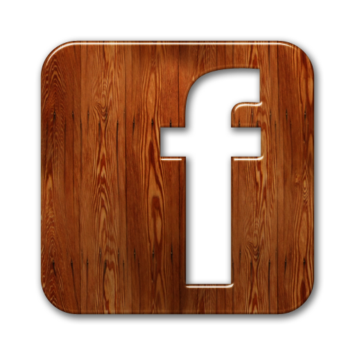 Wooden Facebook Graphic