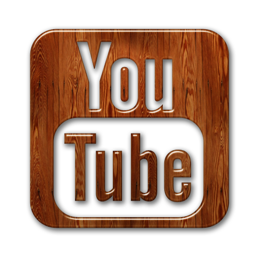 Wooden YouTube Graphic