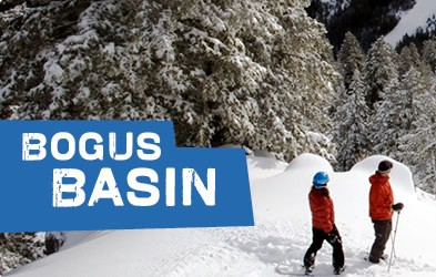 Bogus Basin Web Cams