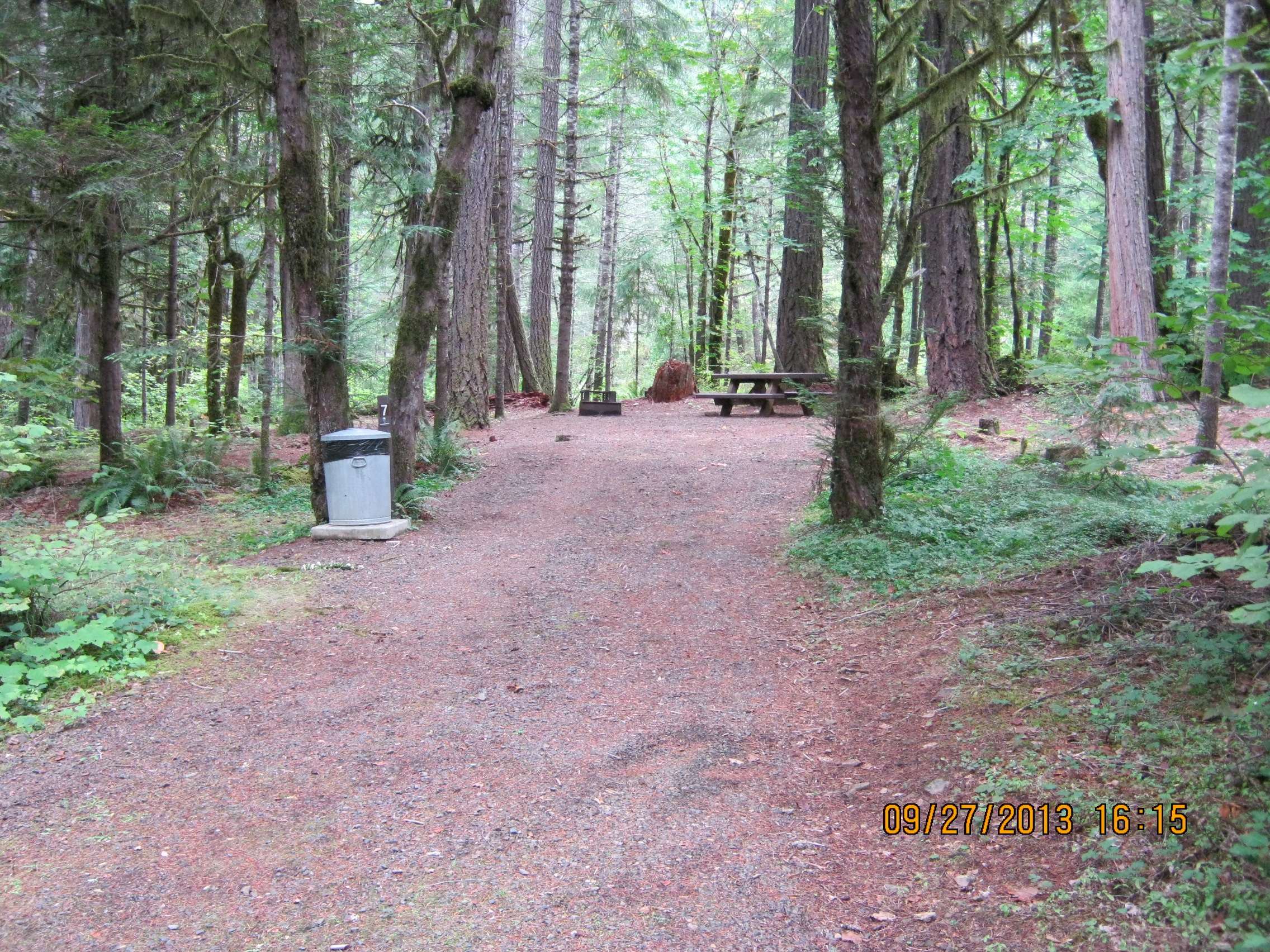 Boulder Creek Campground Umpqua National Forest