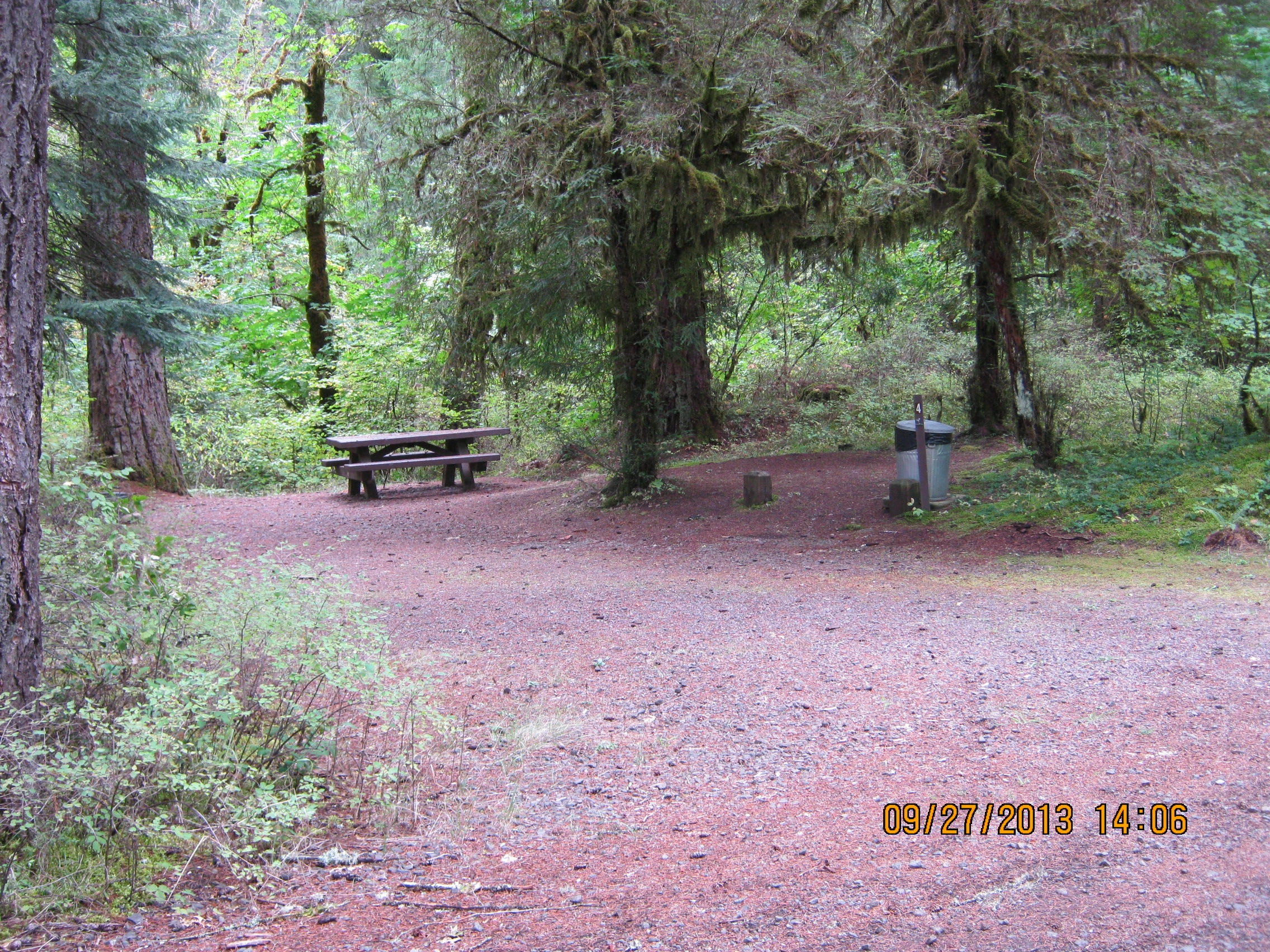 Cover Camp Tiller Umpqua National Forest