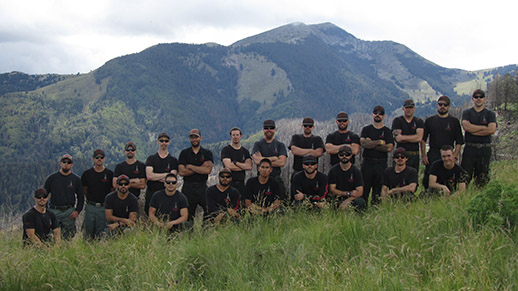 2014 Smokey Bear Hot Shot Crew