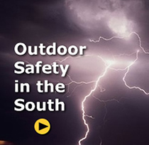 Outdoor Safety in the South