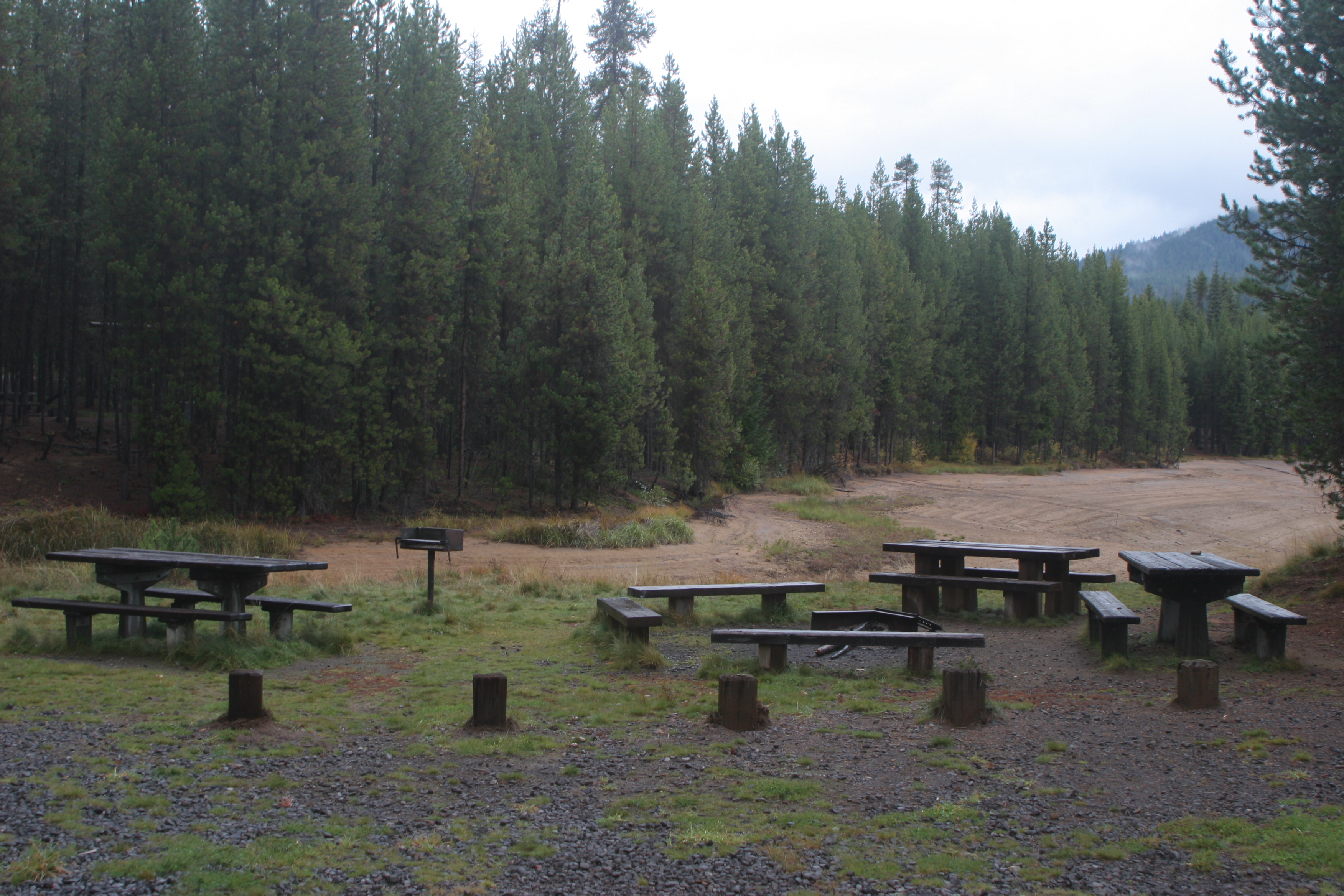 Poole Creek Group Campsite