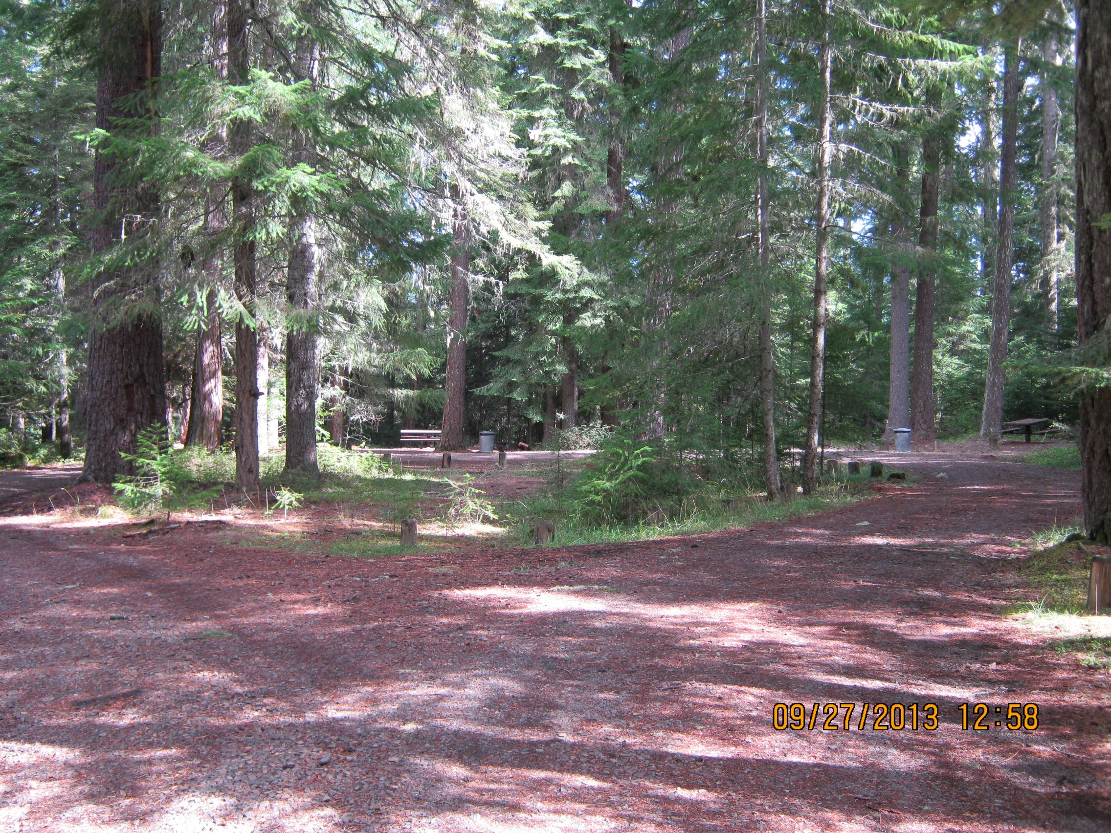 Threehorn Campground