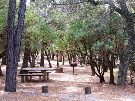 [image] Figueroa Campground