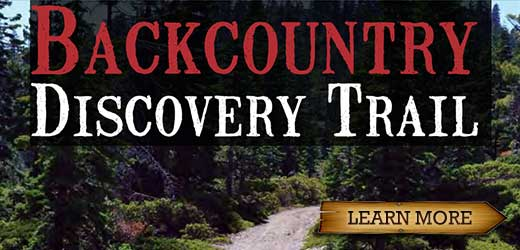 Backcountry Discovery Trail