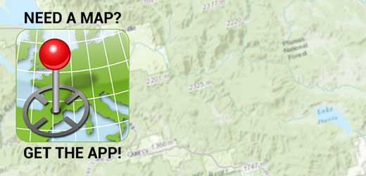 Need a map? Get the App!