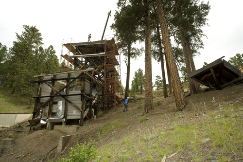 Gold Mountain Mine