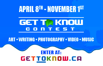 Get To Know Contest Logo