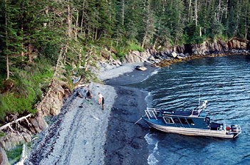 Integrating human uses with environmental protection in Prince William Sound