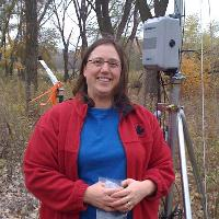 Collecting weather station data in southeast Chicago