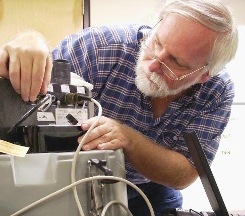 Ken and Stormwater Autosampler