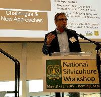 Tom Schuler, Research Forester