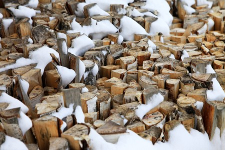 Researchers are studying the freezing and melting of water in solid wood to learn about wood decay and faster corrosion processes. Tatiana Morozova, shutterstock.com