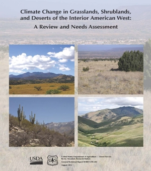 Photo of Climate Change in Grasslands, Shrublands, and Deserts of the Interior American West: A Review and Needs Assessment