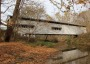 Photo of Laser scanning technologies further preservation efforts of historic covered bridges. Jim Wacker, Forest Service