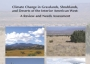 Picture of The Effects of Climate Change in Grasslands, Shrublands, and Deserts