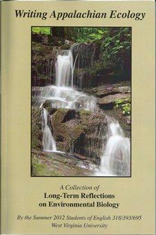 Photo of Journal cover. William Peterjohn, WVU.
