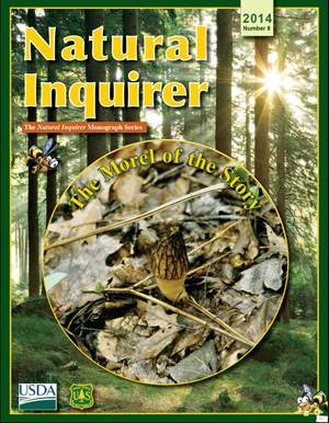 Photo of Cover image for Natural Inquirer issue