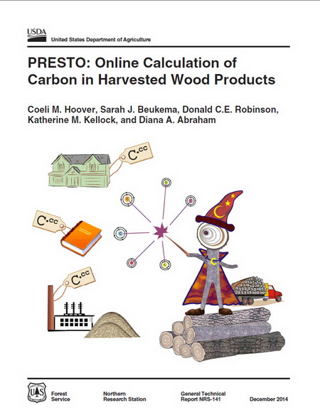 Photo of Cover of the PRESTO User Guide.