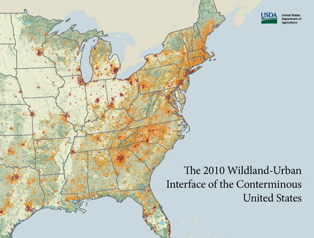 Photo of Cover of the WUI Atlas document.
