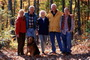 Photo of Family forestland owners.  Thinkstock.com