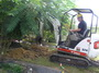Photo of Excavating the roots. USDA Forest Service