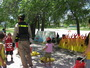 Photo of Wildfire Education Fun Day at the Pine Ridge Indian Reservation, Oglala Sioux Tribe, South Dakota. United States Bureau of Indian Affairs.