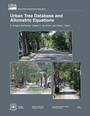 Photo of The General Technical Report and Urban Tree Database provide species-specific data on tree growth that are critical to projecting uptake of air pollutants and other services that trees provide.