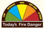 Photo of Fire danger categories