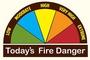 Photo of Fire danger categories
