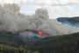 Photo of On June 20, 2019, the Fire and Smoke Model Evaluation Experiment completed data collection on the Manning Creek stand-replacement prescribed fire conducted by the Richfield Ranger District in the Fishlake National Forest, Utah.
