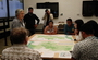 Photo of A focus group in Portland, Oregon, discusses preferences for outdoor activities, barriers, and possible solutions to making public lands more accessible to Latinx visitors.
