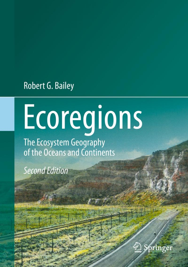 Cover of Ecoregions, 2nd edition