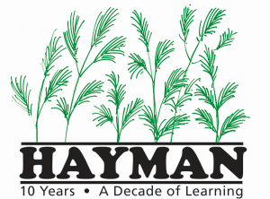 Logo for the Hayman Fire Science Symposium.