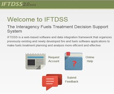 Interagency Fuels Treatment Decision Support System