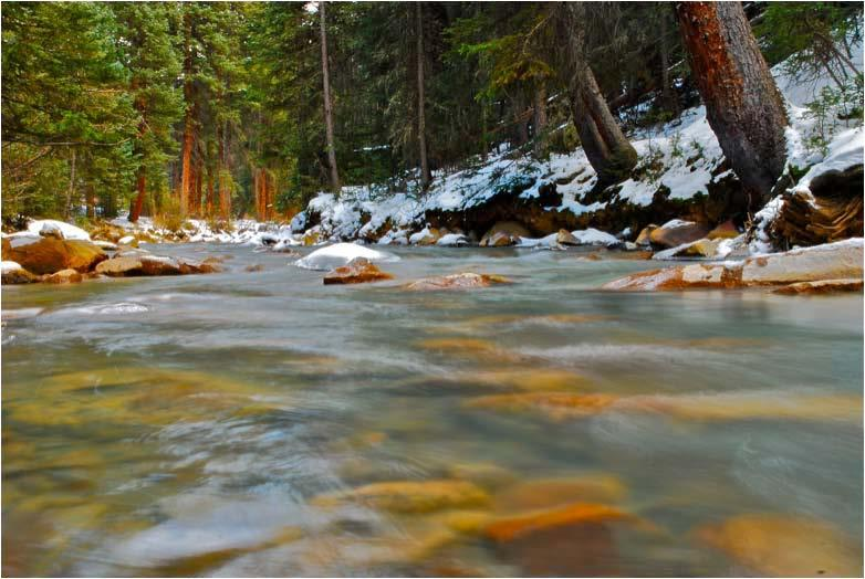 Climate change is expected to increase the variability and unpredictability of precipitation across the West, which has implications for forest health as well as water levels in rivers and streams. Photo by Bob Berwyn.