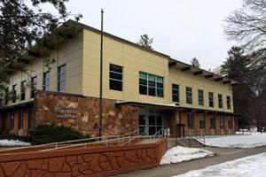 The National Genomics Center is located in the Forestry Sciences Lab on the University of Montana campus in Missoula, MT