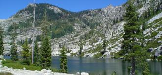 Trinity Alps Wilderness Area. Photo Credit: Jennifer Hayes