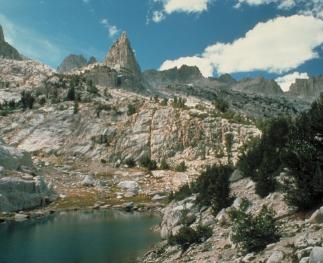 Image of the Hoover Wilderness (photo by Steve Boutcher).